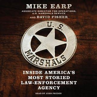 U.S. Marshals audiobook cover art