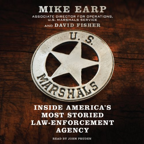 U.S. Marshals audiobook cover art