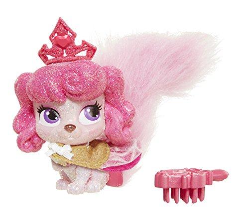 Palace Pets Disney Princess - Glitzy Glitter Friends - Aurora's Puppy, Macaron Toy