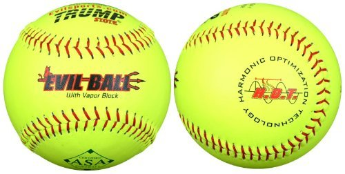 "Evil Ball 12"" Evil ASA 52-300 Distance with HOT .52/300 - Dozen ASA-RP52"