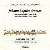 Johann Baptist Cramer : Concertos pour piano n° 4 et 5. London Mozart Players, Shelley.