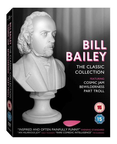 Bill Bailey - Part Troll- Cosmic Jam [3 DVDs] [UK Import]