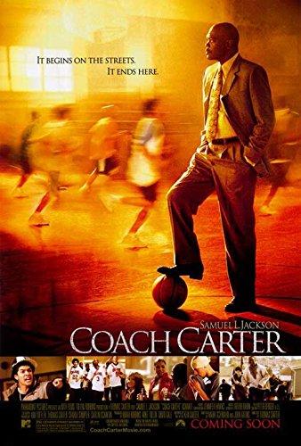 コーチ カーター 映画ポスター (27 x 40インチ - 69cm x 102cm) (2005)