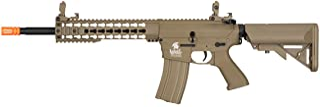Lancer Tactical LT-12TK-G2 Gen 2 M4 Carbine AEG Airsoft Rifle (Tan)