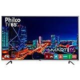TV LED 4K 65', Philco Smart PTV65F60DSWN, Preto