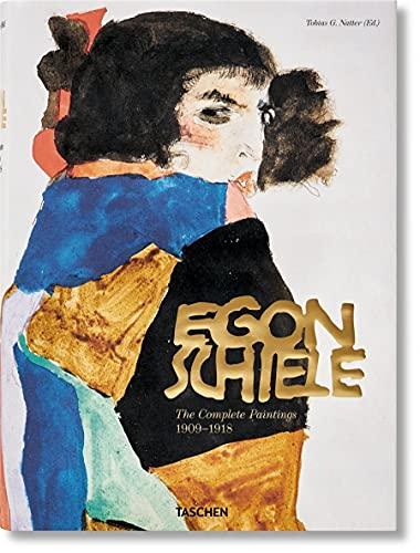 Egon Schiele. Complete paintings (1908-1918). Ediz. multilingue: EGON SCHIELE-ANGLAIS