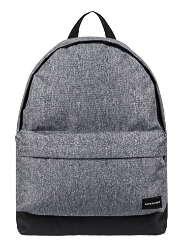 Quiksilver Herren Everyday Poster 25l-Medium Backpack For Men, Grau (Highrise-Heather)