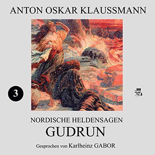 Gudrun (Nordische Heldensagen 3) audiobook cover art