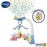 VTech - Móvil proyector cuenta ovejitas dulces sueños para el bebé, juguete...