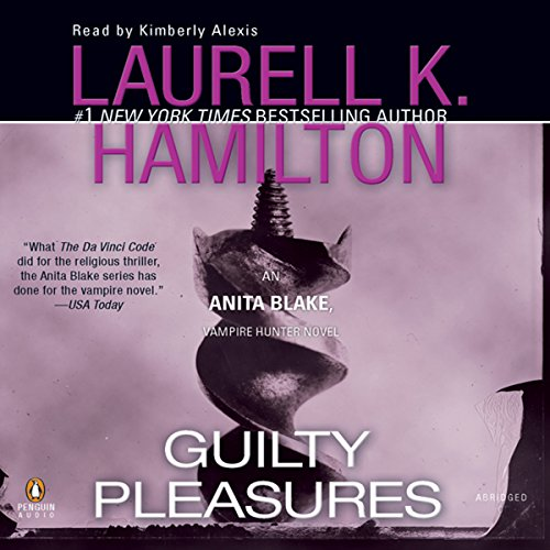 Guilty Pleasures audiobook cover art