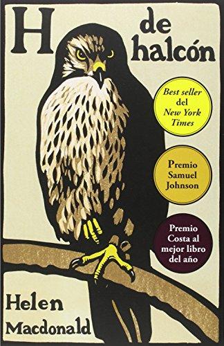H de halcón (Ático de los Libros)
