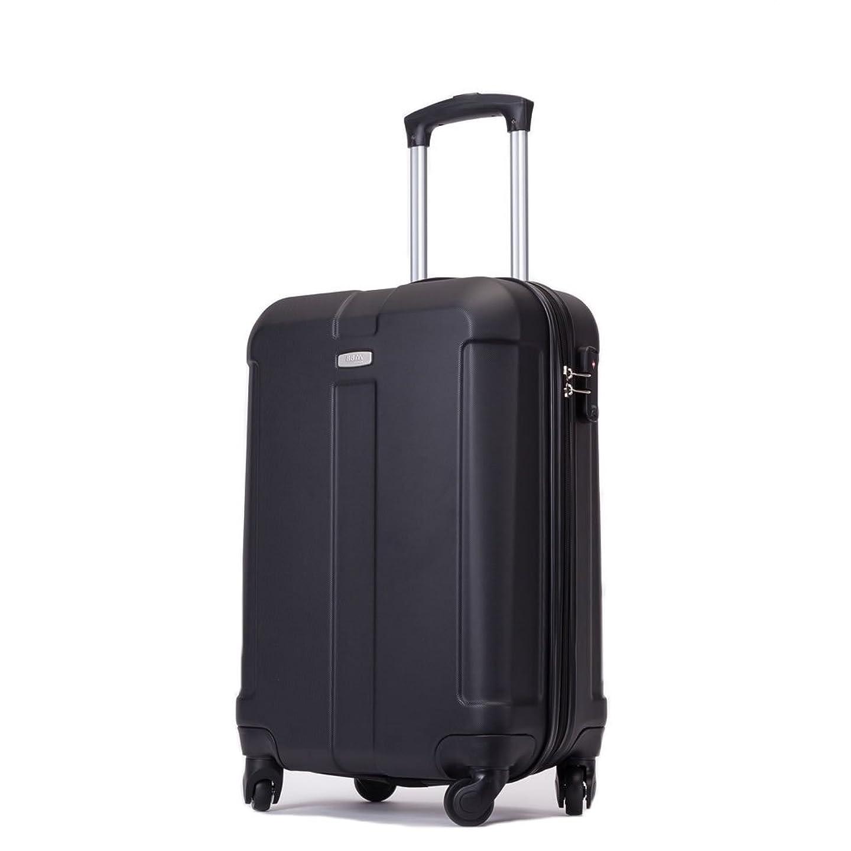 ラジエーター恩恵非効率的なスーツケース 超軽量 ファスナー Mサイズ SSサイズ キャリーバッグ CLIO クレイオ