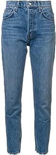 Derek Lam 10 Crosby Women's High-Rise Straight Leg Jeans