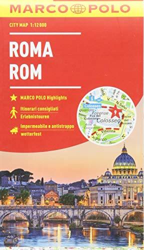 MARCO POLO Cityplan Rom 1:12 000 (MARCO POLO Citypläne)