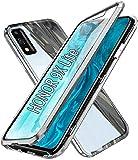 SIMao Carcasa para Huawei Honor 9X Lite Funda 360 Grados Frente y Parte Posterior Completo Protección Anti-Rasguño Transparente Vidrio Templado Case Metal Bumper con Adsorción Magnética Cover,Plata