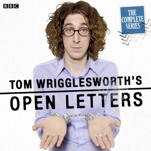 Tom Wrigglesworth's Open Letters: Complete Series 1 audiobook cover art