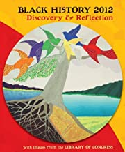 Black History 2012: Discovery & Reflection Calendar by Library of Congress (2011-08-10)