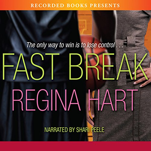 Fast Break audiobook cover art