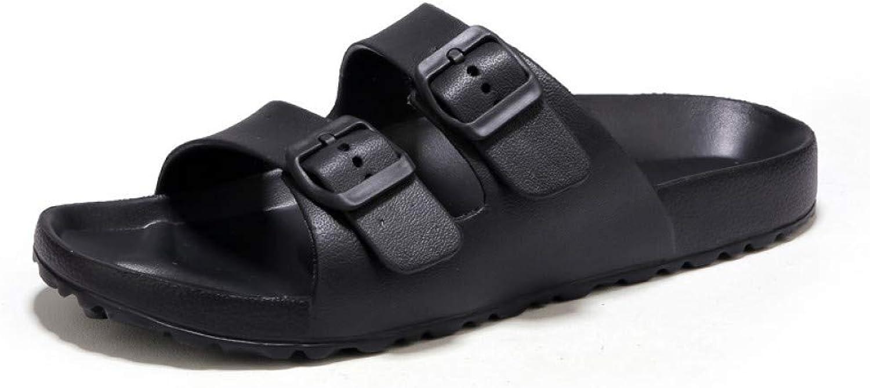 STTXTM Beach Slippers Men Sandals Slip On Breathable Brand Summer Beach Sandals Men Slides Casual shoes Sandalias