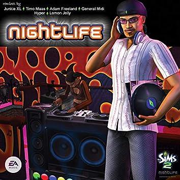 The Sims 2: Nightlife (Remixes) (Original Soundtrack)