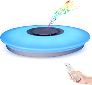 Horevo Luz de techo Plafón LED Lámpara de Techo con