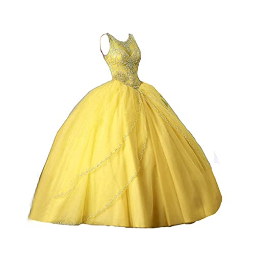 Yellow Quinceanera Dresses: Amazon.com
