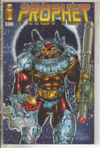 Image Comic Book - High Grade 9.8 (CGC Grading Stock):...