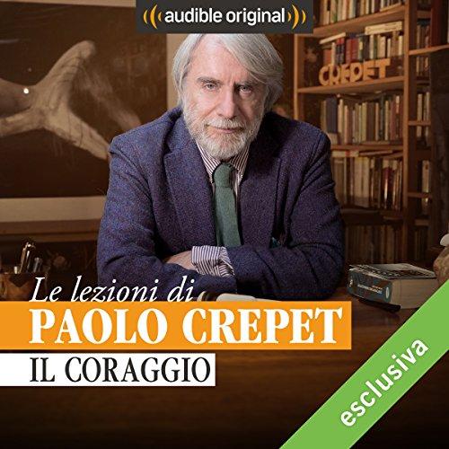 Il coraggio audiobook cover art