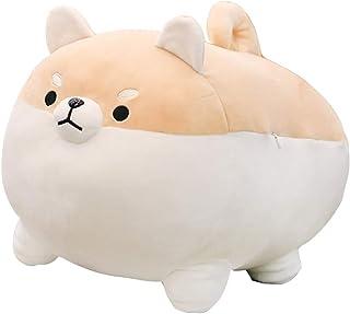 WSSBK Auspicious Beginning Stuffed Animal Plush Toy Pillow Doll Dog, Plush Toy Best Gifts for Girl (Size : 40CM)