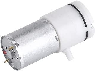 Delaman 12V DC Mini Air Pump Micro Vacuum Electric Pumping Booster for Medical Treatment Instrument