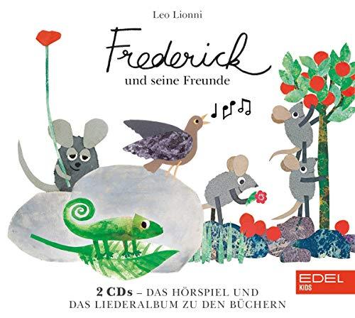 Frederick und seine Mäusefreunde - Hörspiel und Liederalbum zum Buch (Doppel-CD) - Leo Lionni