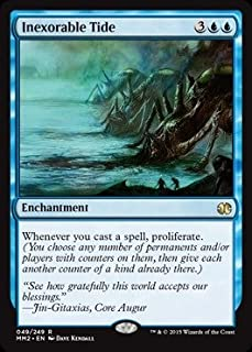 Magic: the Gathering - Inexorable Tide (049/249) - Modern Masters 2015