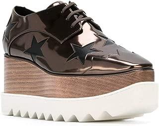 Women's Indium Elyse Star Sneaker Shoes Brown