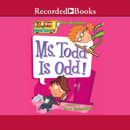 Ms. Todd Is Odd cover art
