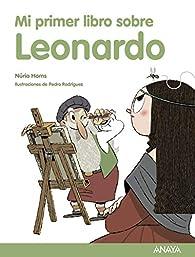 Mi primer libro sobre Leonardo par Núria Homs