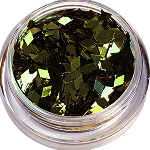 Gabcus famous 1g Glitter Laser Effect Nail Art Fashion Cheap SALE Start Desi Sparkly New