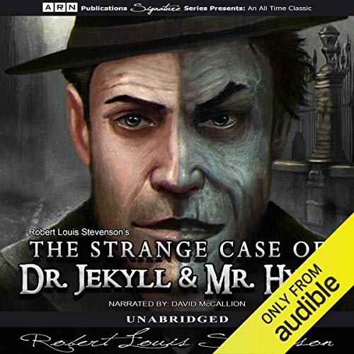 Page de couverture de Dr. Jekyll and Mr. Hyde