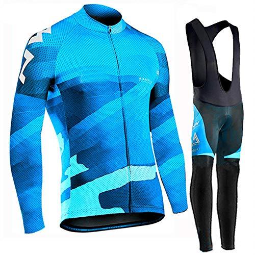 T-JMGP Pantalon/Culote Bicicleta para MTB Ciclista Bici,Ropa Ciclismo Traje Combinación Pantimedias con...
