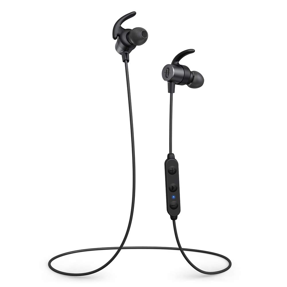 Headphones TaoTronics Sweatproof Waterproof Cancelling