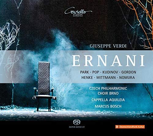 Verdi: Ernani - Oper in 4 Akten