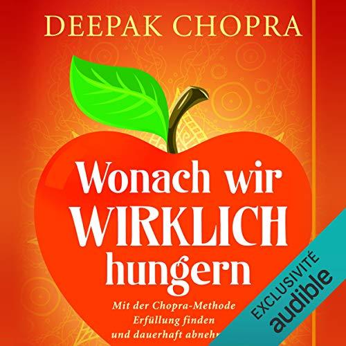 Wonach wir wirklich hungern audiobook cover art