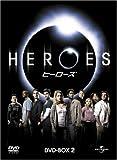 HEROES/ヒーローズ DVD-BOX 2[UNSD-49387][DVD] 製品画像