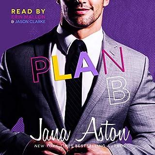 Plan B: A Secret Baby Romance audiobook cover art