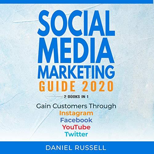 Social Media Marketing Guide 2020: 2 Books in cover art