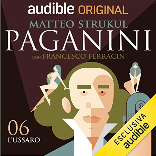 L'Ussaro Audiobook By Matteo Strukul, Francesco Ferracin cover art