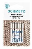 Máquina de coser Agujas Schmetz (opción de 89 tipos/tamaños) - comprar 2 + 1 libre de la aguja a la infiltración y 1st CLASS POSTAGE, Single Packet, Ball Point Asst 70/10-90/14 + Threader