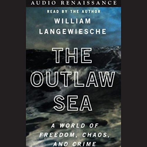 The Outlaw Sea audiobook cover art