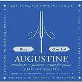 augustine corde per chitarra classica, singole sol3, blu