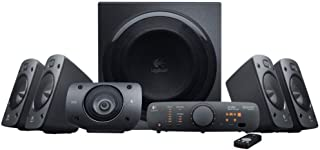 Logitech 5.1 Channel Speaker System - Black [Z906]