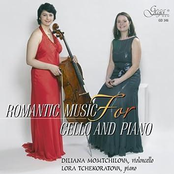 Romantic Music for Cello and Piano